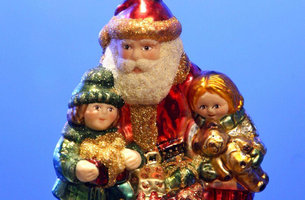 Studie zur Wahrheit über den Weihnachtsmann: Die Weihnachts ...