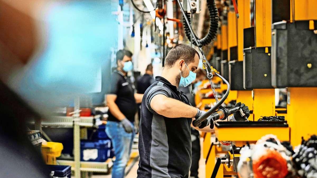 Daimler Kurzarbeit