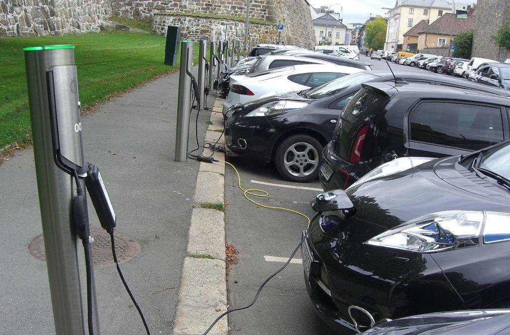 Engpass in Oslo: Vereinigung rät vom Elektroauto-Kauf ab ...