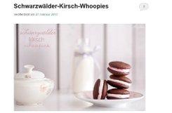 Die Stuttgarterin ist nicht nur eine leidenschaftliche Bäckerin, sondern auch begeisterte Fotografin. Deswegen ist die Fotografie ihr zweites Blog-Standbein. Foto: Screenshot SIR