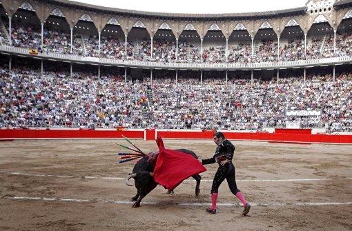 Wird Stierkampf Weltkulturerbe?