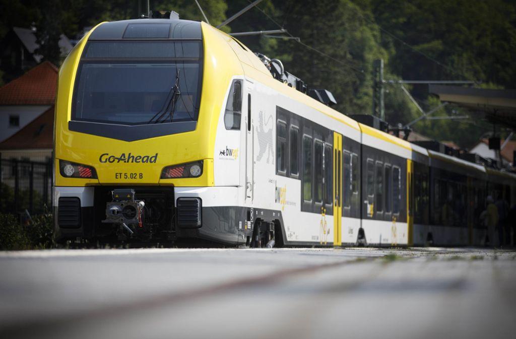 Betreiberwechsel Auf Der Remsbahn Neue Go Ahead Züge Für