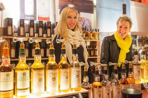 Stuttgart zelebriert Whisky, Gin & Co.