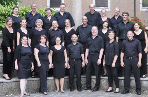 Michaelskirche Degerloch: Seligpreisungen
