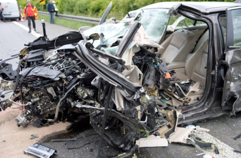 Unfall Geisterfahrer