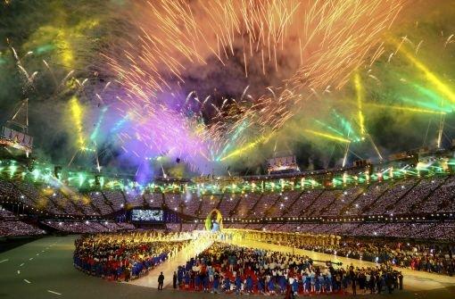 Die Sportereignisse des Jahres 2012