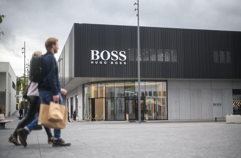 Neuer Outlet-Shop in Metzingen: Hugo Boss setzt auf ...