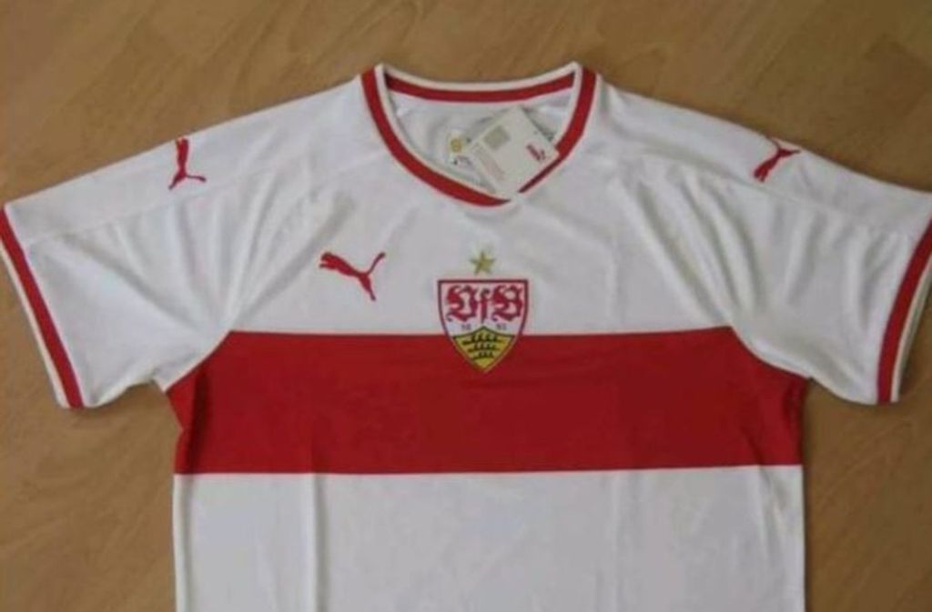 VfB Stuttgart: Fans rätseln im Netz über neues Trikot - VfB ...