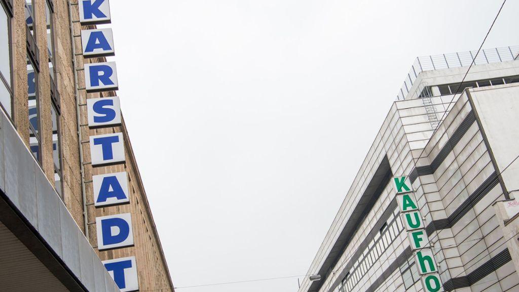 9a003aaea61fe Nach Fusion von Kaufhof und Karstadt: Sanierung wird rund 2600 Jobs kosten  - Wirtschaft - Stuttgarter Zeitung