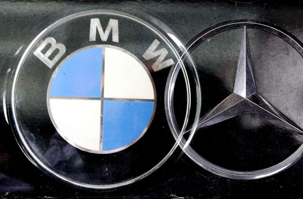 Bmw Und Mercedes Autokonzerne Stoppen Kooperation Für Automatisiertes Fahren Wirtschaft Stuttgarter Zeitung
