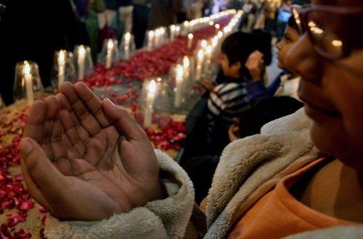 Pakistan trauert um die Opfer