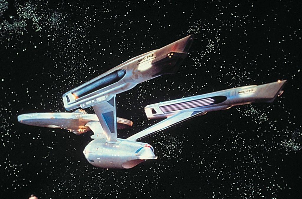 Raumschif Enterprise