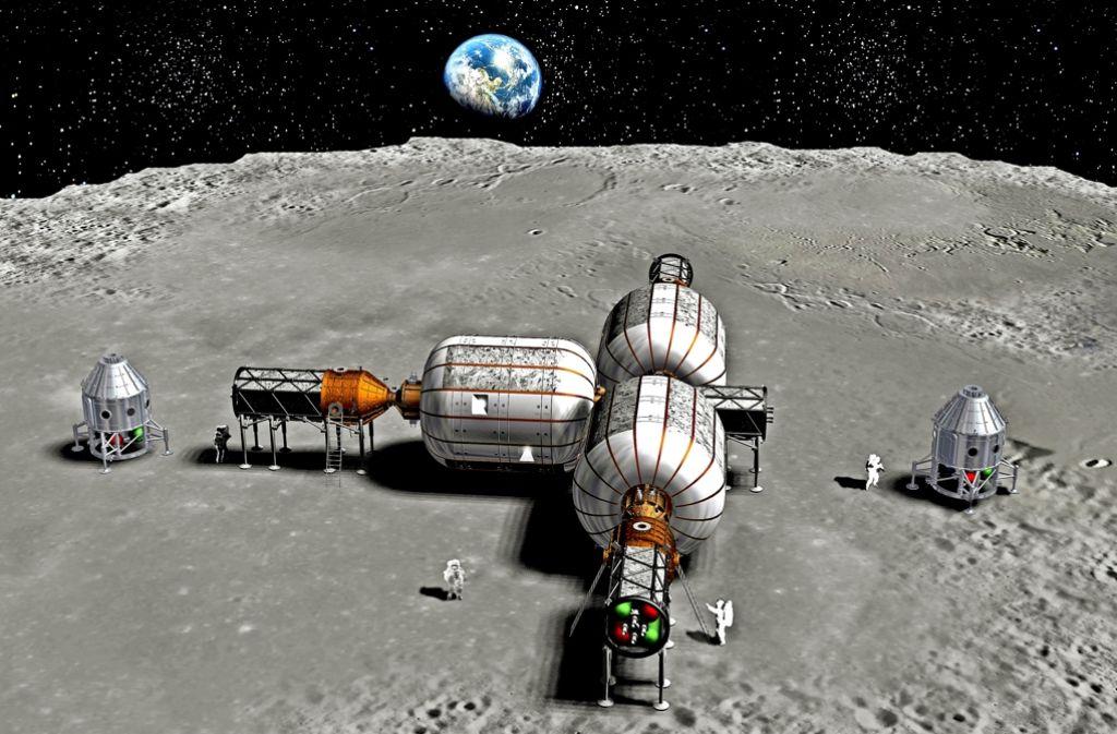 Zukunft Der Raumfahrt