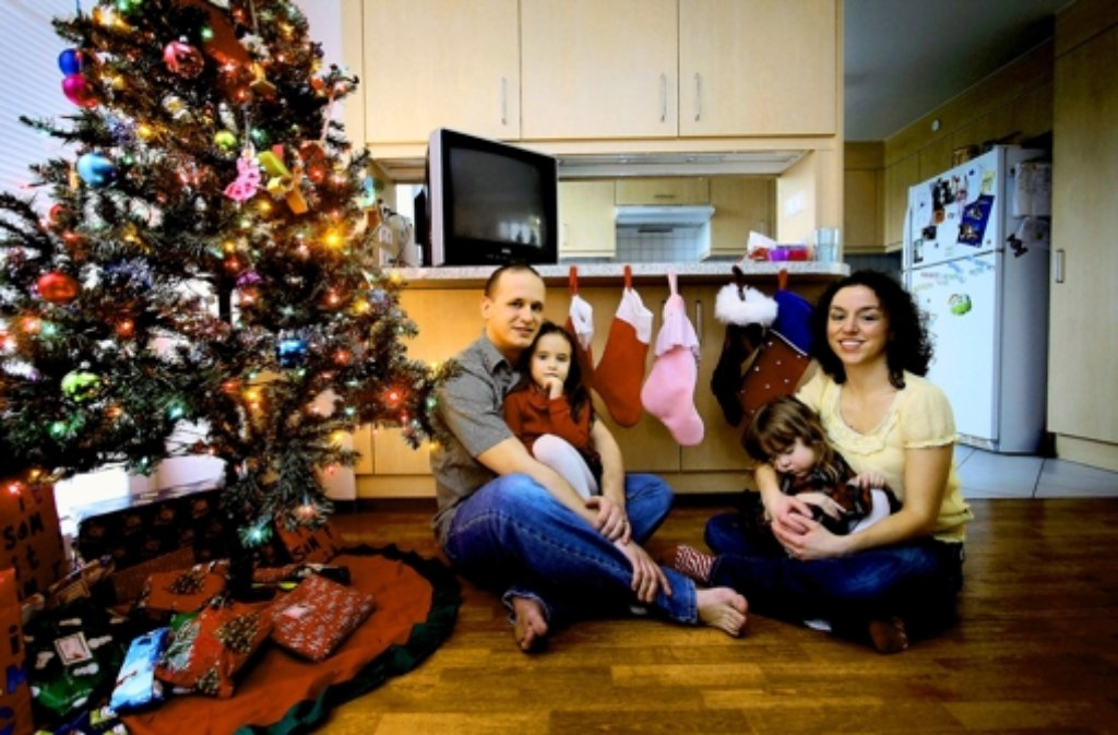 Amerikanische Weihnacht: Kein Kamin für Santa Claus - Weihnachten ...