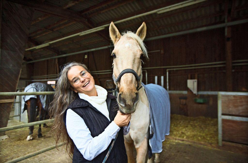 Hochschule in Nürtingen - Was Pferde den Menschen alles abschauen - Stuttgarter Zeitung