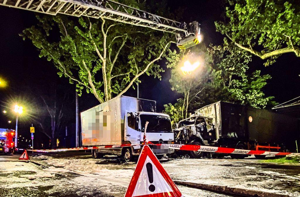 Linke Szene in Stuttgart: Verfassungsschutz warnt vor linker Gewalt