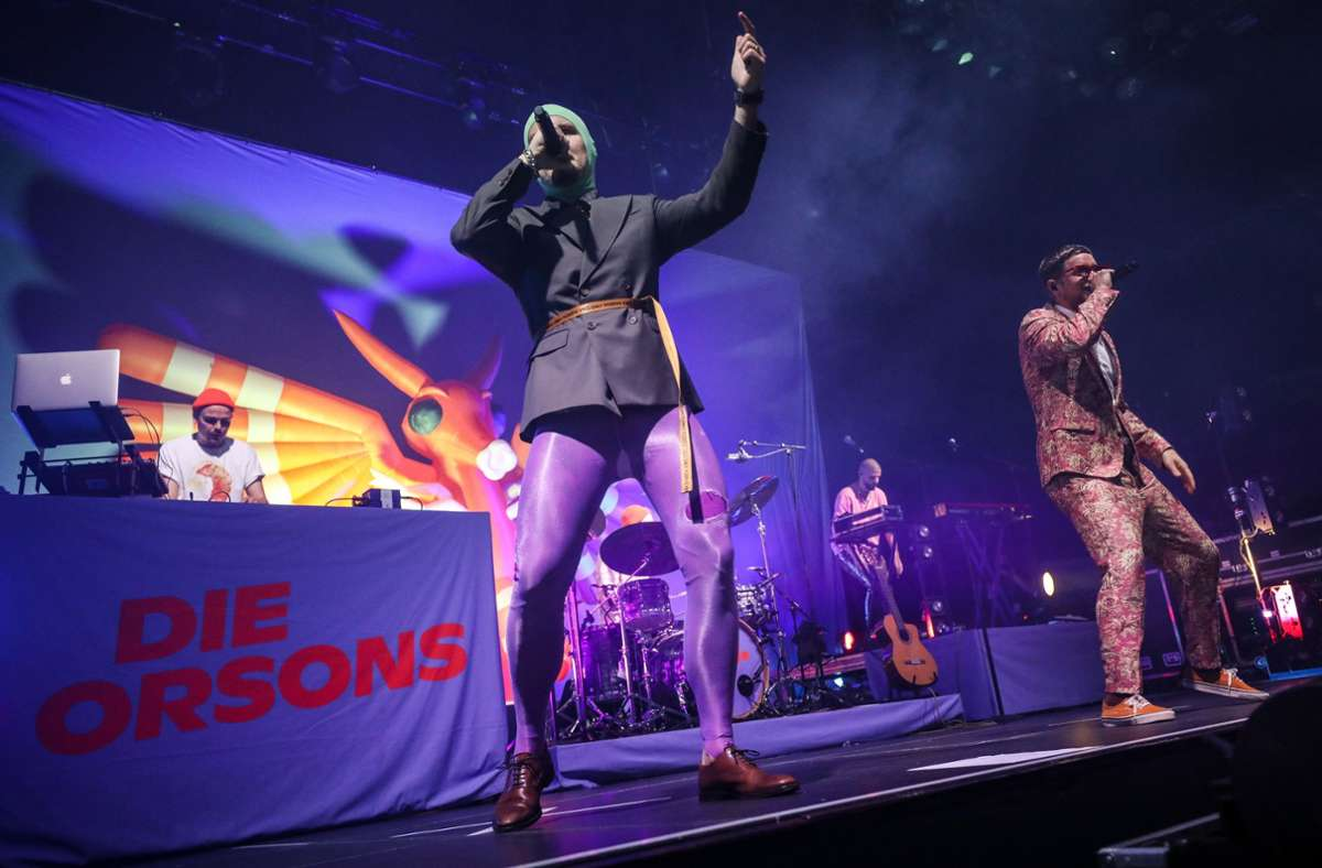 Das neue Album der Orsons: Rappen über das Leben auf Tour