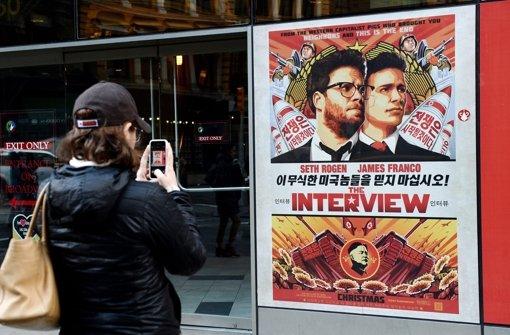 Sony zeigt The Interview nun doch