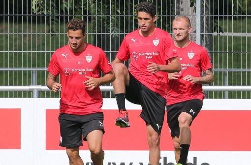 Rausch und Sararer zum VfB II