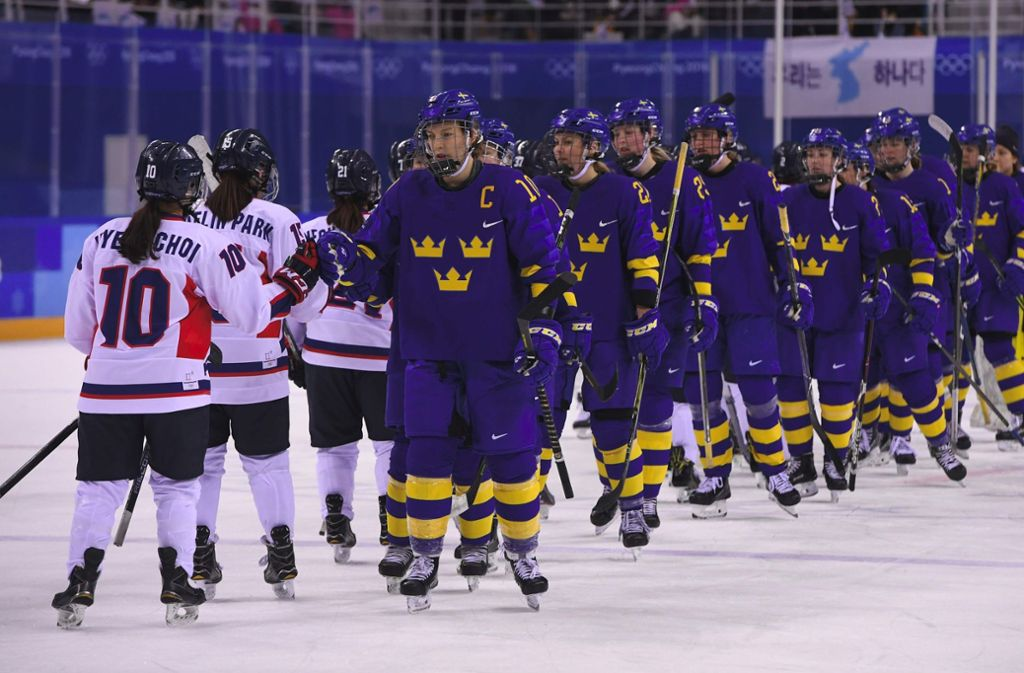 Norovirus Bei Olympia 2018 Kein Händeschütteln Im Eishockey