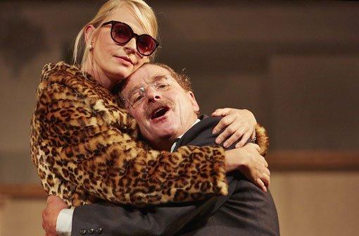 Morgen Premiere im Theater Lindenhof:<br>Hitlers Tagebuchschreiber