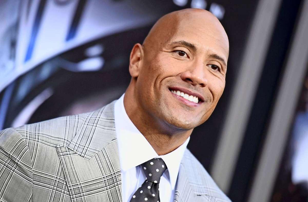 US-Präsidentschaftswahl - The Rock will für Joe Biden...