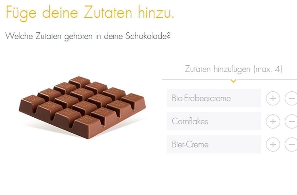 Verrückte Sorten Bei Ritter Sport Kommt Bald Schokolade Mit Harzer