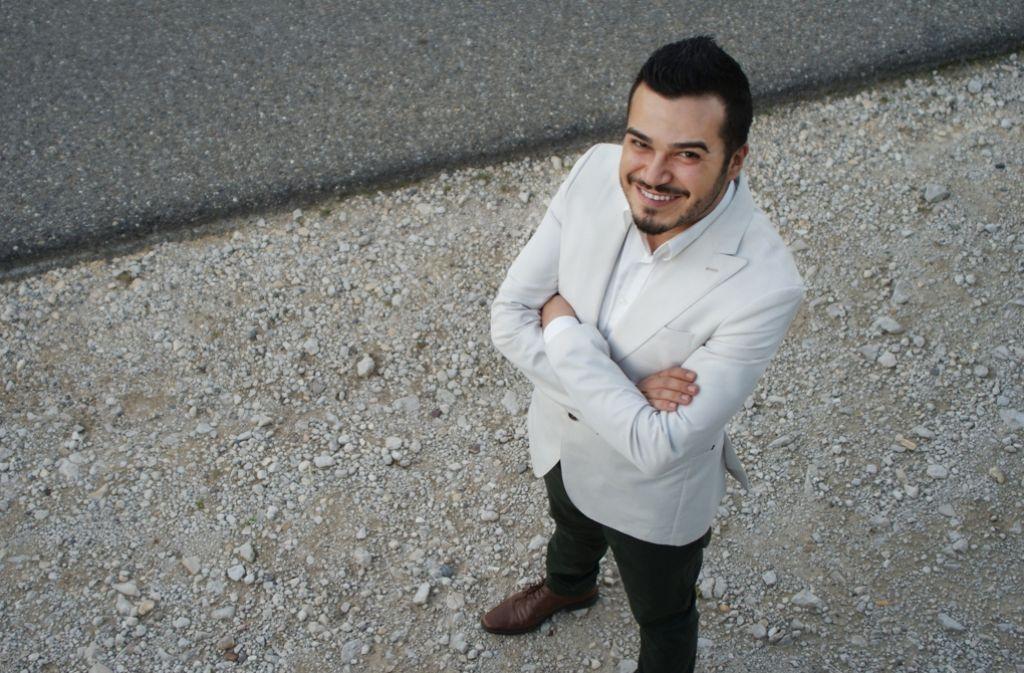 ismail zengin trumt von einem job bei daimler oder porsche foto privat - Bewerbung Porsche