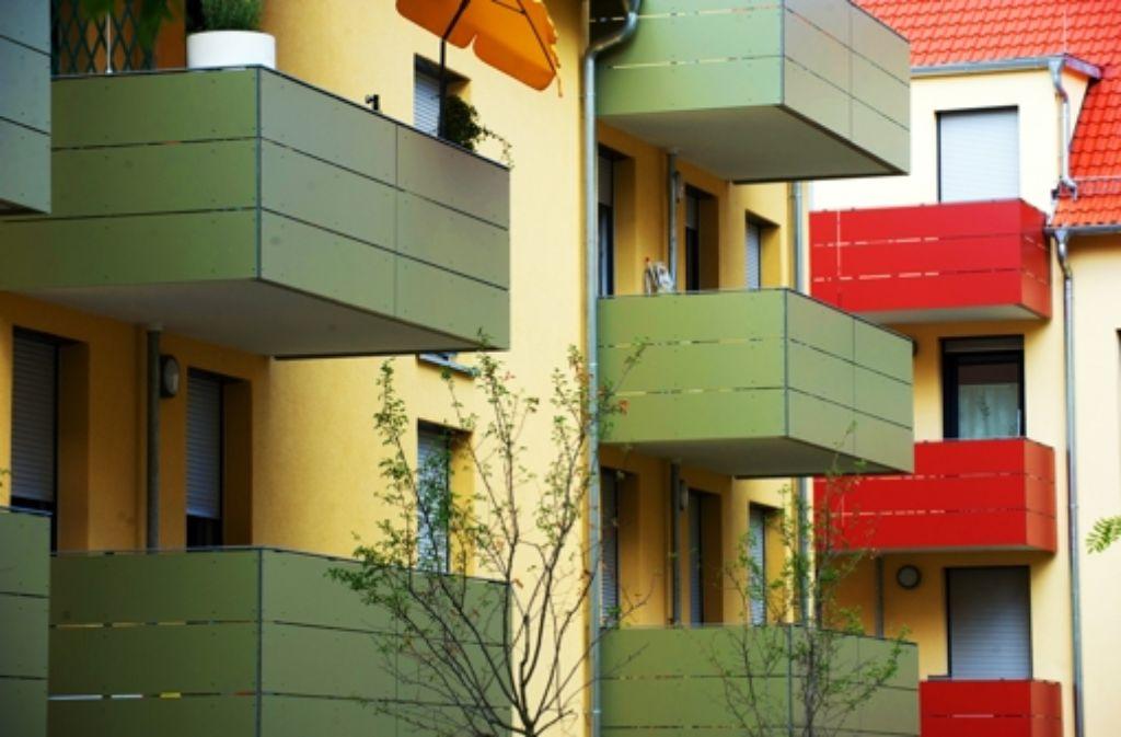Steigende Mieten In Ludwigsburg Wohnungen Werden Immer Teurer