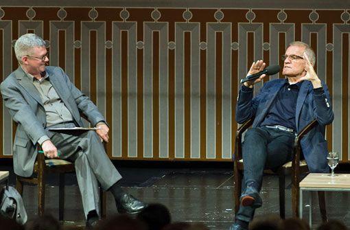 Am 1.4. im Opernhaus: Präsentation der Biografie von Reid Anderson
