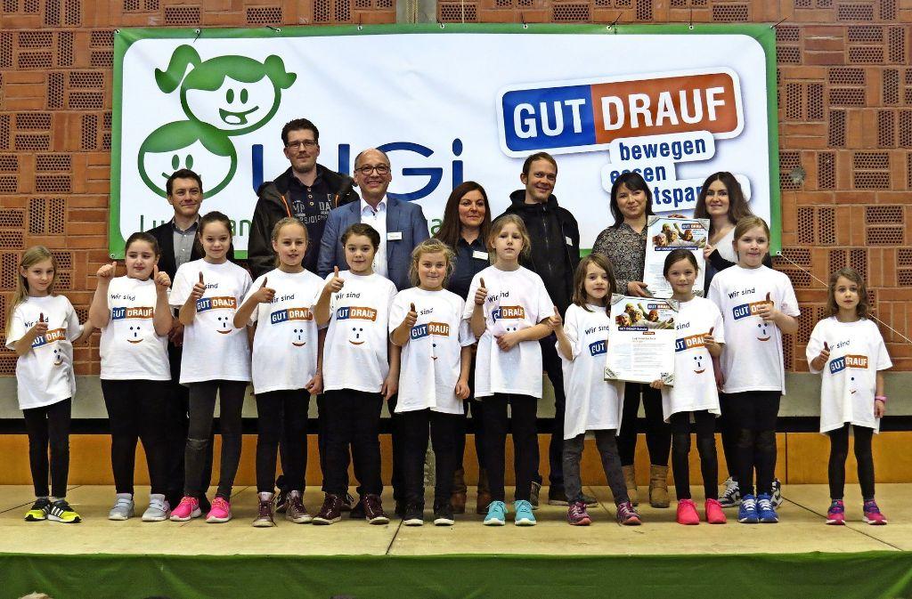 """Wohlfühlschule"""" in Untertürkheim: Auszeichnung für die ..."""