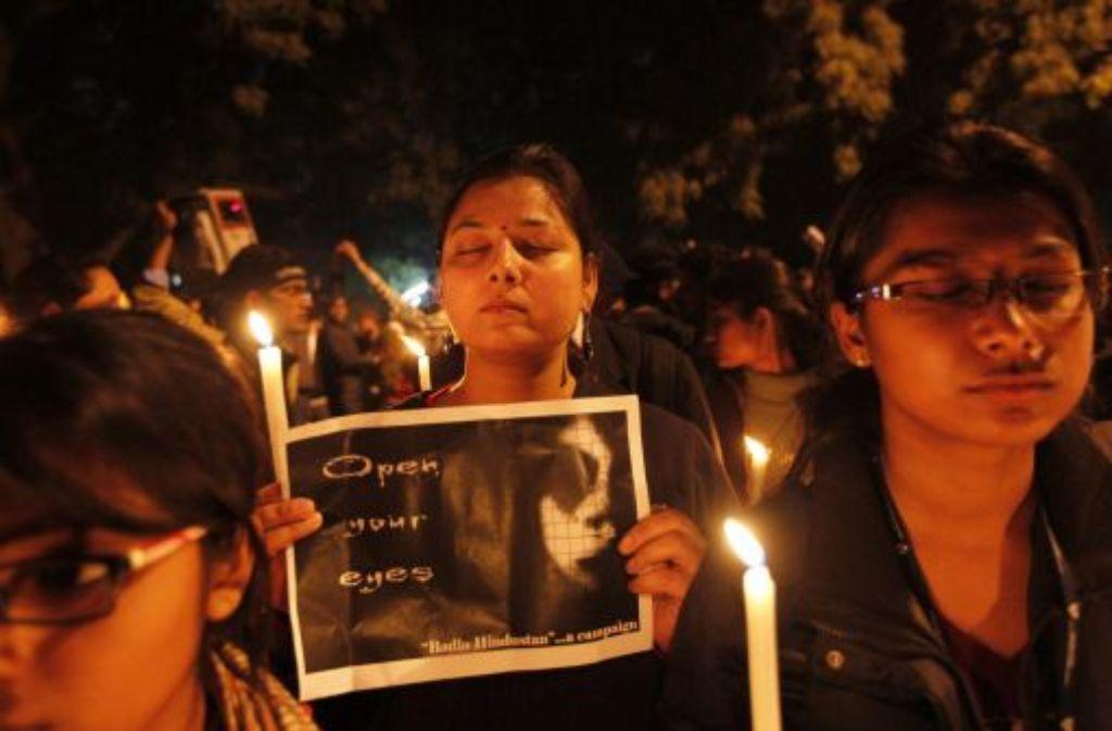 Sexualstraftaten indien
