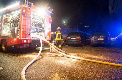 Wieder Feueralarm im Wildgansweg