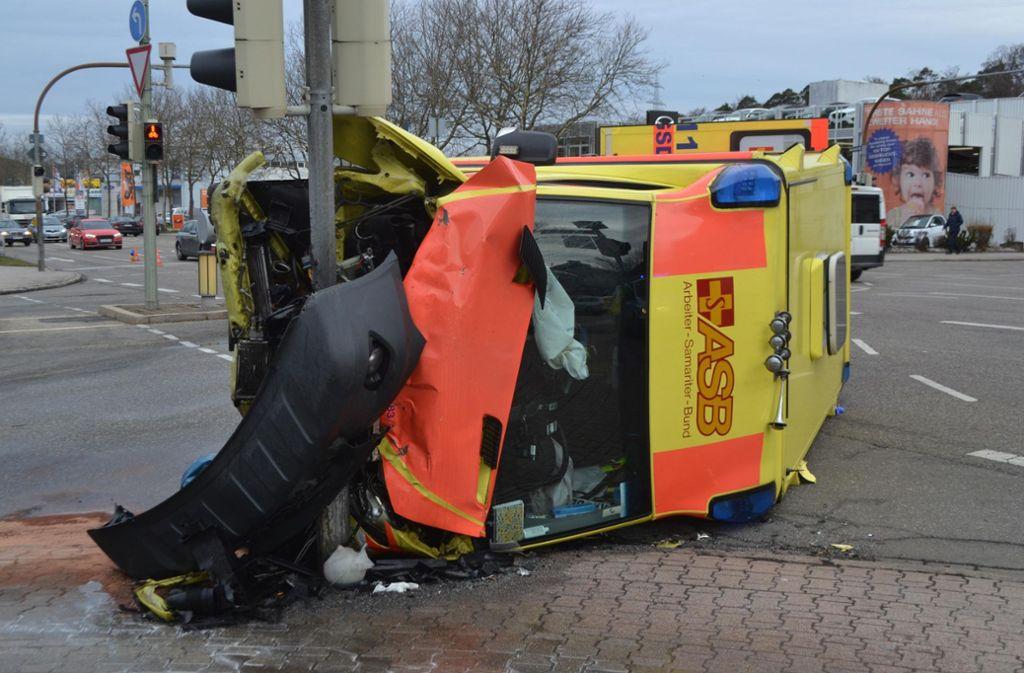 Unfall Pforzheim Heute