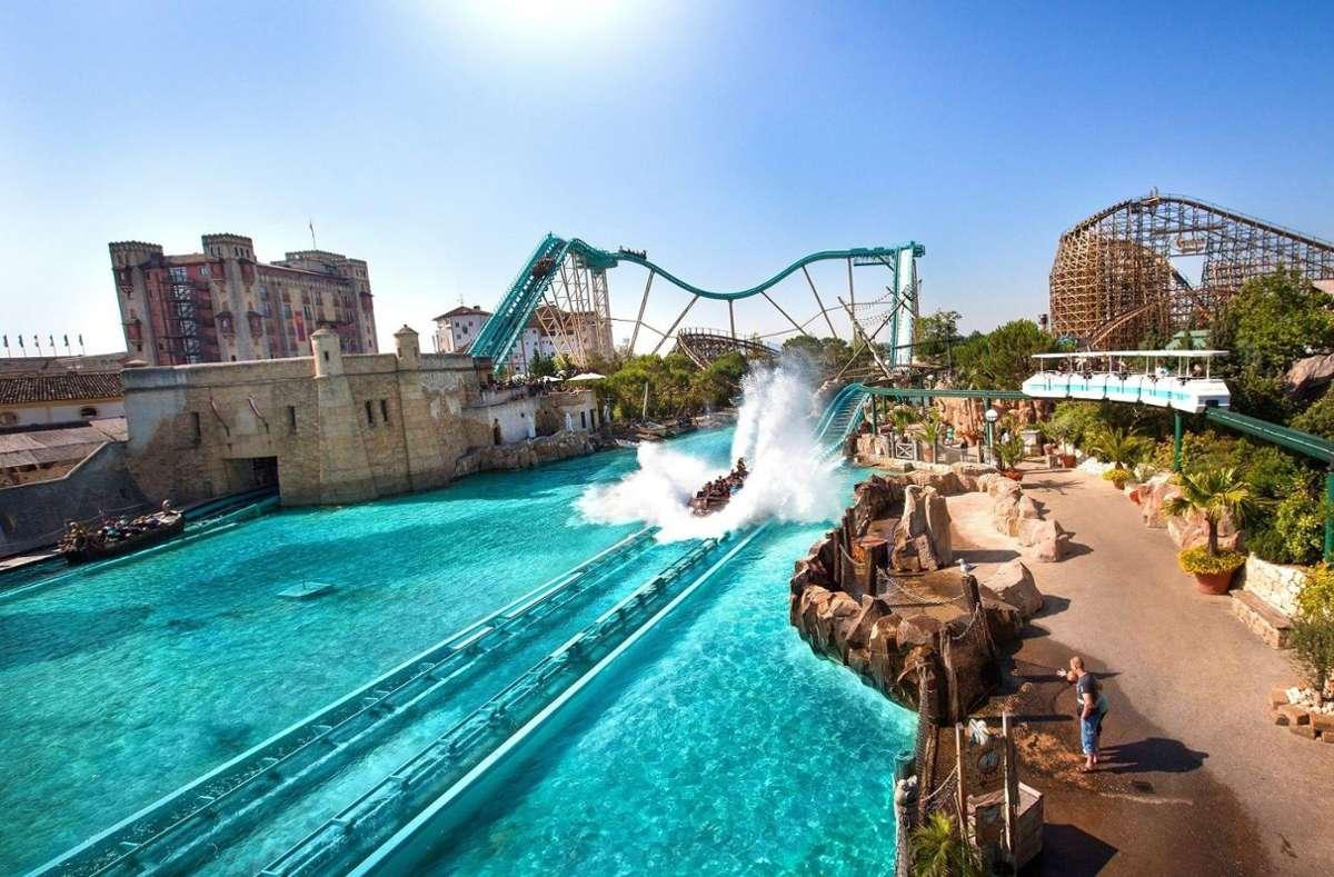 Anzeige Deutschlands größter Freizeitpark: Mach doch mal Urlaub in Europa