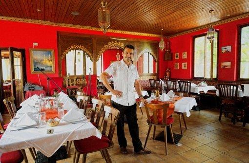 Akdeniz Refik ist stolz auf sein Piri Reis: es gibt deftige und wohlschmeckende Landküche aus seiner türkischen Heimat. Foto: Martin Stollberg
