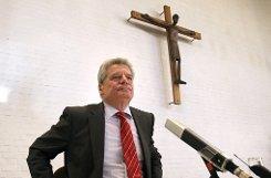 Von 1958 bis 1965 studiert der junge Gauck  evangelische Theologie. Foto: dpa-Zentralbild