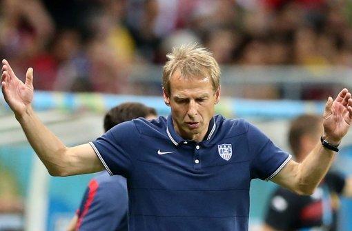 US-Coach nach 1:4 gegen Irland bedient
