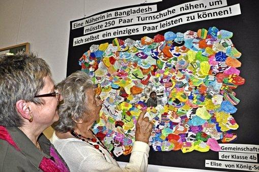 Kreativität rund um Fairtrade