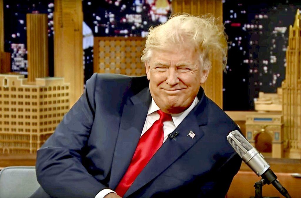 Geburtsdatum Trump