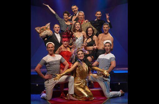 Friedrichsbau Varieté: Next Level Burlesque