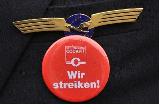 Lufthansa lehnt Gesamtschlichtung ab
