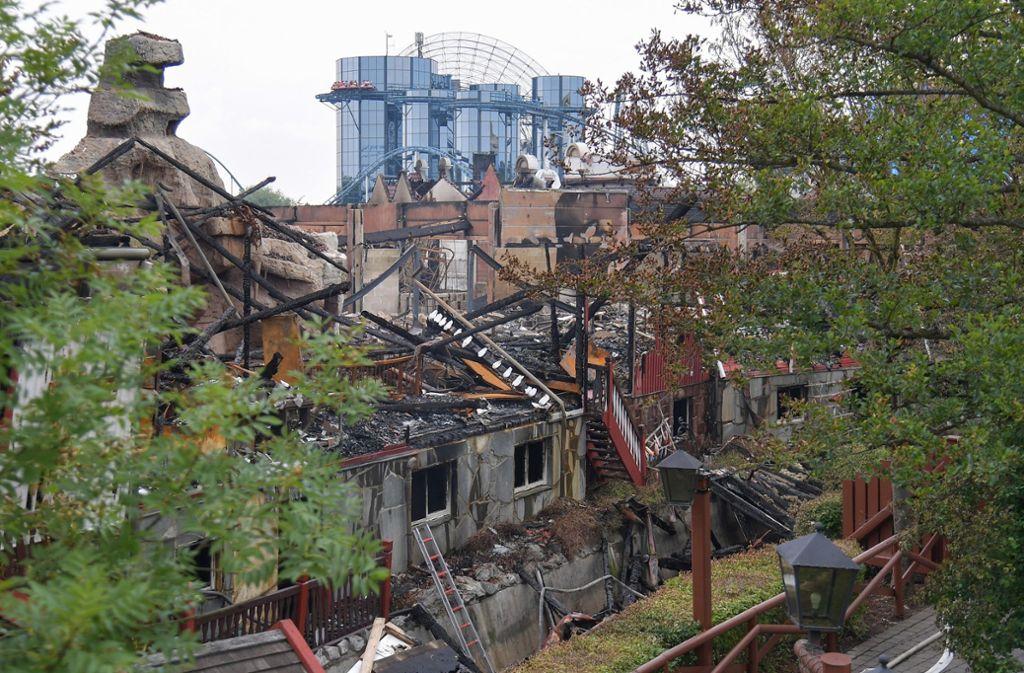 Brand Rust Europapark