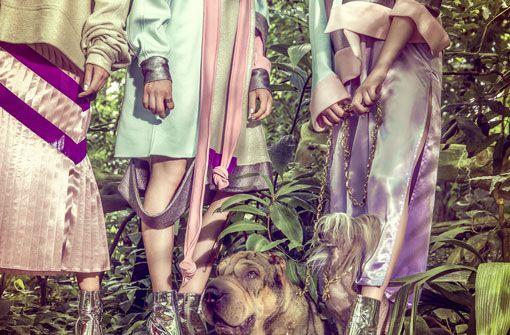 Schwabenlandhalle: Fashionshow der Modeschule Stuttgart