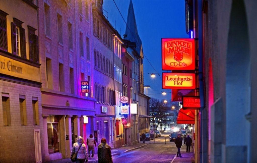 Leonhardsviertel: Bordelle - welche Bordelle? - Stuttgart