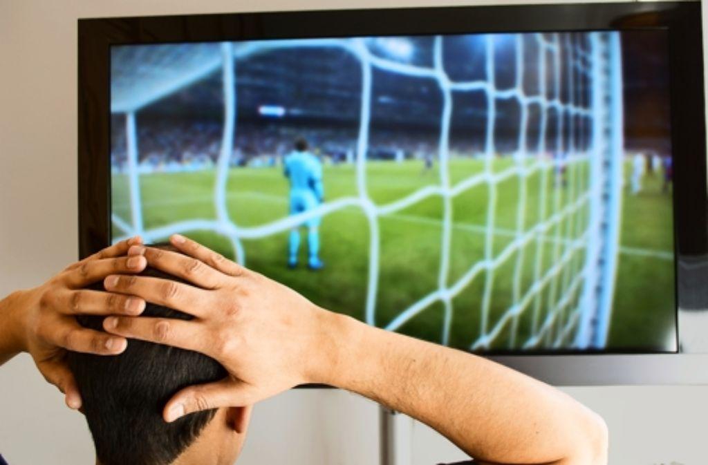 Fußball Fernsehen