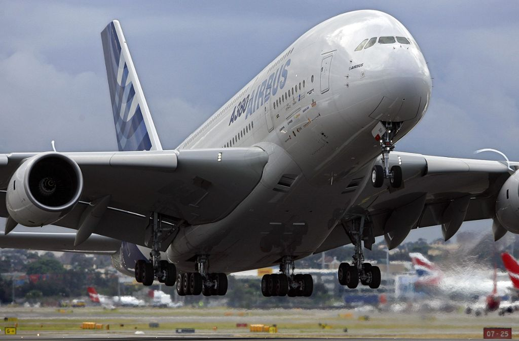 Airbus Absturz Südfrankreich