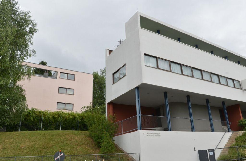 stuttgarter weissenhofsiedlung besucherzahlen steigen nach aufnahme in weltkulturerbe kultur. Black Bedroom Furniture Sets. Home Design Ideas
