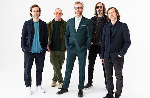 Porsche-Arena: The National
