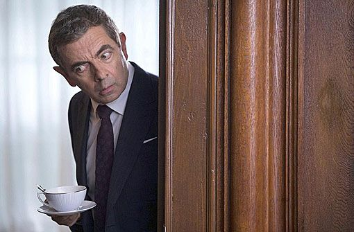 Actionkomödie: Johnny English - Man lebt nur dreimal